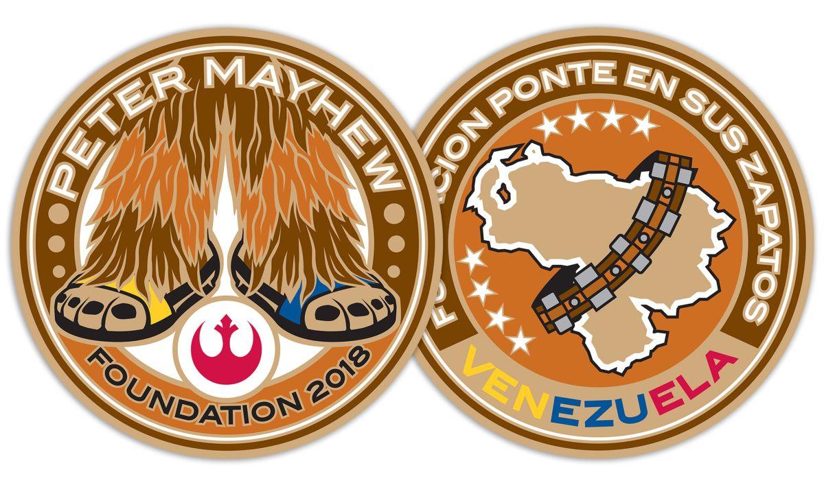 Legendario Chewbacca de 'Star Wars' lanza campaña humanitaria por Venezuela