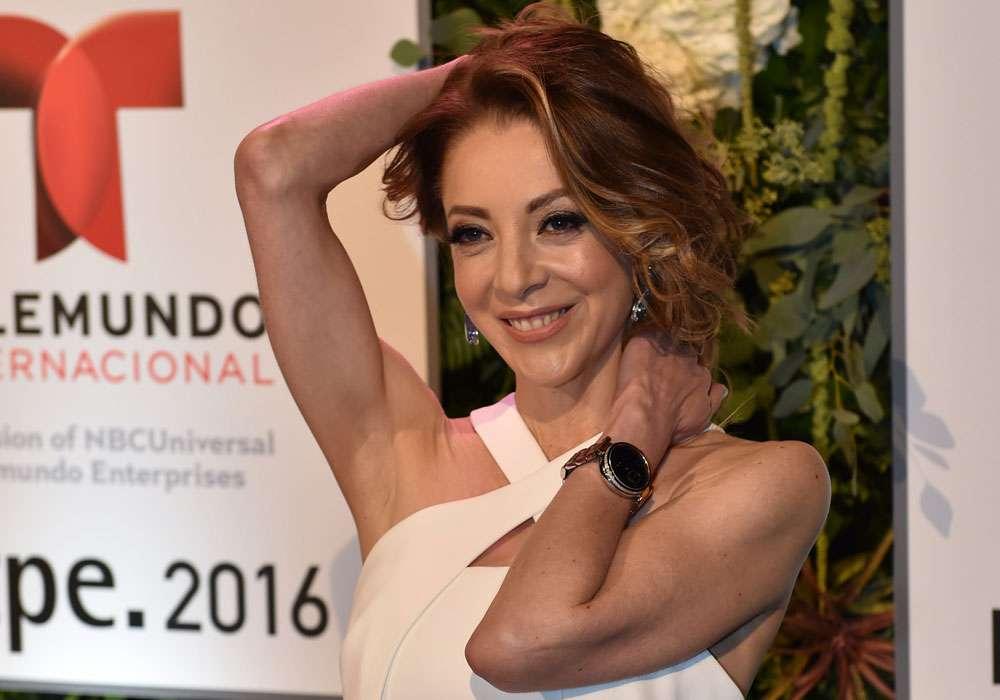 Falleció la actriz mexicana Edith González, víctima de cáncer