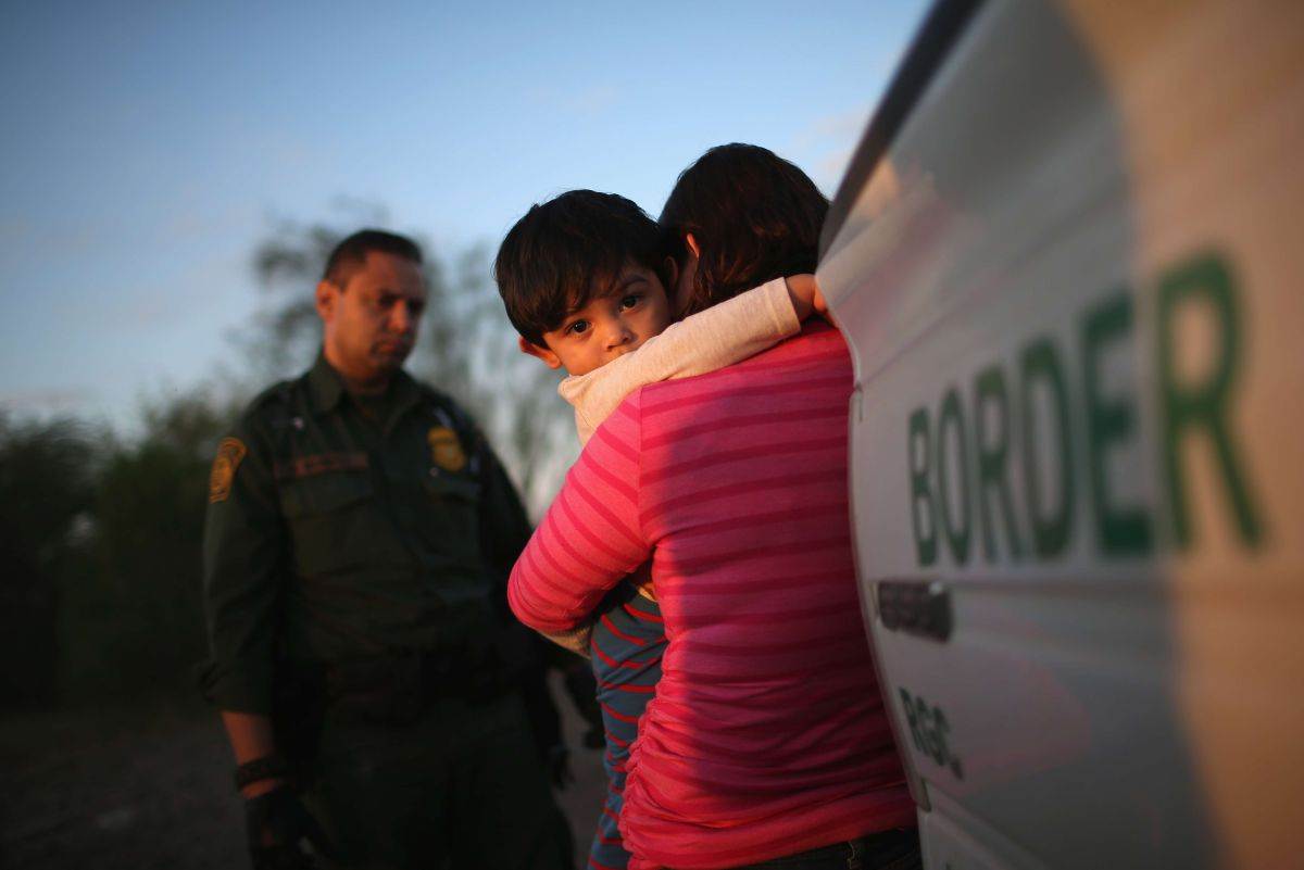 Las separación de familias es una preocupación de activistas defensores de inmigrantes.