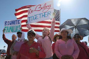 OEA aprueba resolución que rechaza separación de familias en la frontera sur