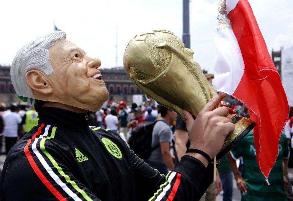 Lo que promete AMLO al deporte en México