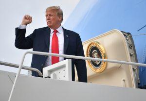 La obsesión de Trump que no lo deja dormir en el Air Force One