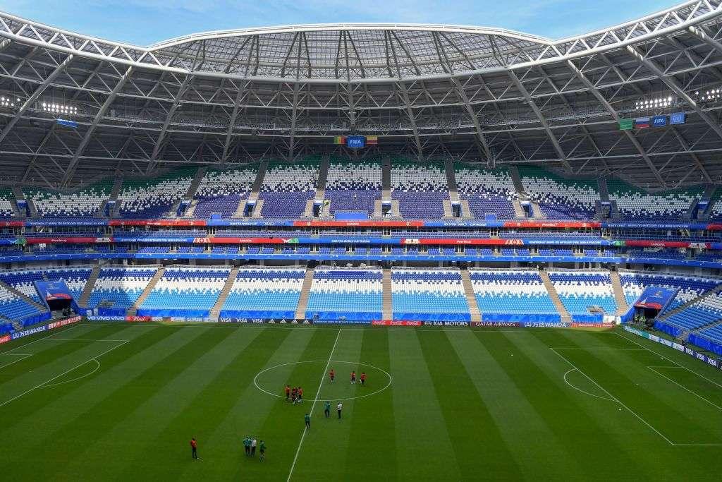 Así serán los partidos de octavos de final del Mundial Rusia 2018
