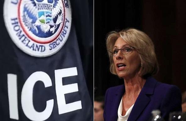¿Pueden escuelas llamar a ICE para perseguir a hijos de inmigrantes?