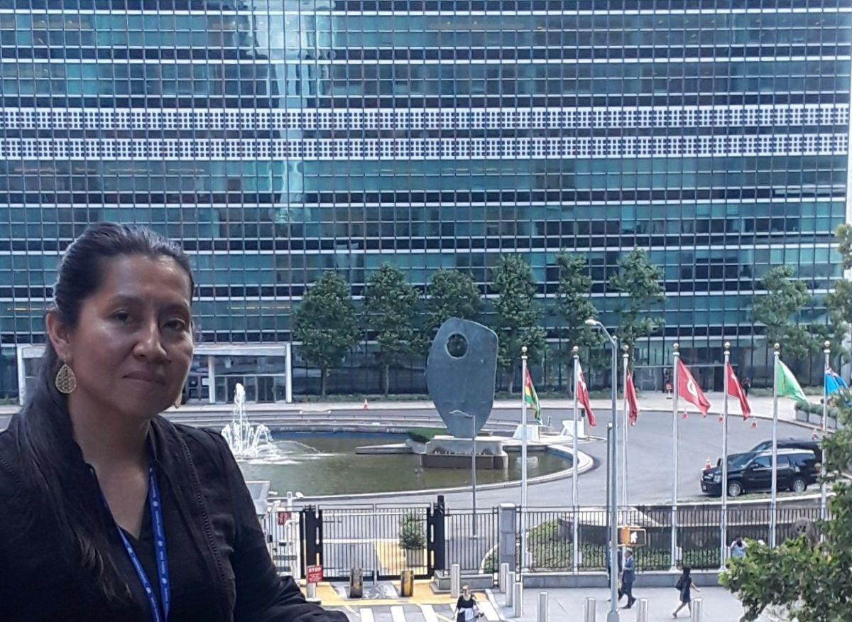 Grupos indígenas ante la ONU hacen llamado urgente por niños inmigrantes