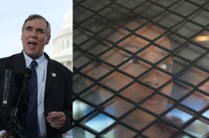 Video: llaman a la policía cuando Senador trata de visitar a menores inmigrantes separados de sus padres