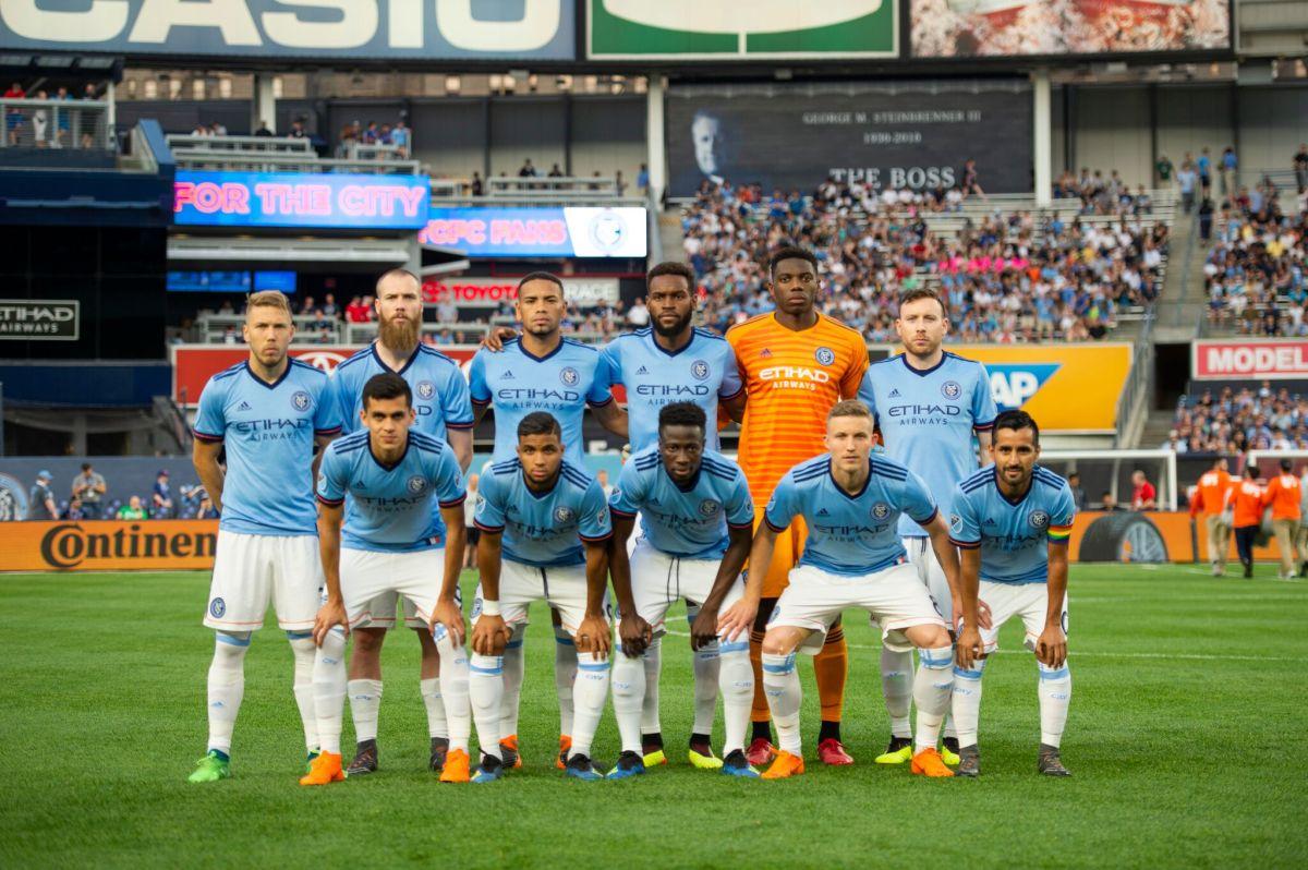 NYCFC se reencuentra con la victoria ante Orlando City sin Villa de titular