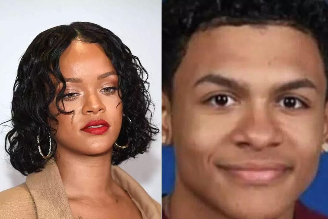 Rihanna publica emotivo mensaje a la familia de 'Junior', asesinado por error en El Bronx
