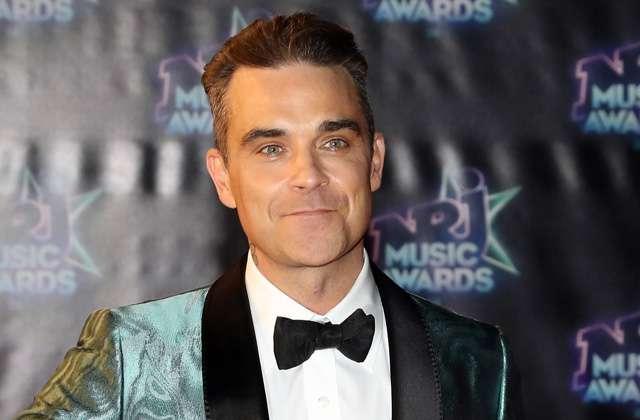 Robbie Williams es 'casi vegano'