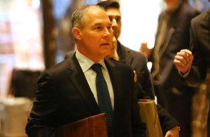 EEUU investiga si jefe de Medioambiente buscó colchón usado de hotel de Trump