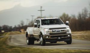 ¿Cuáles son las pickup más poderosas con motor diésel?