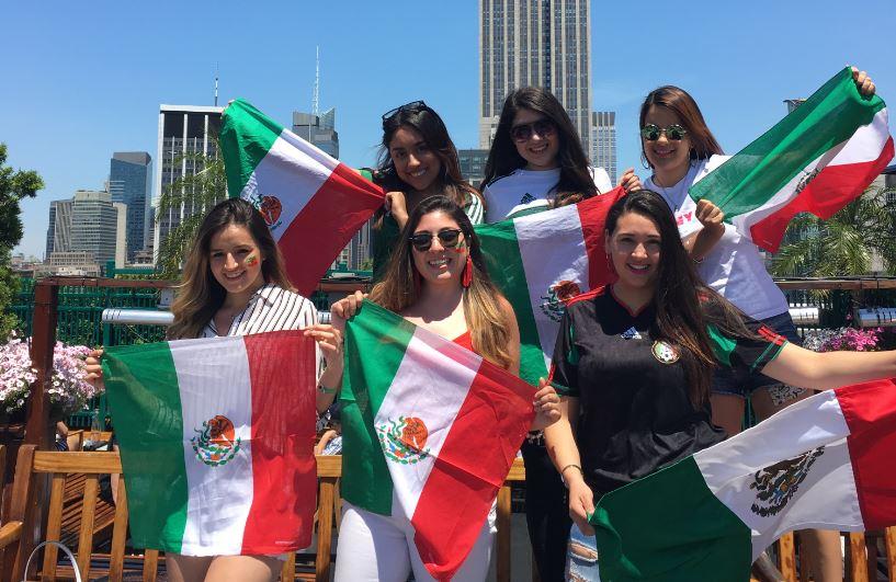 Un rooftop gratis en el corazón de Manhattan para ver los partidos del Mundial