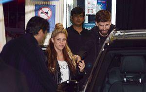 Shakira sorprende así a su llegada al estadio O2 de Londres
