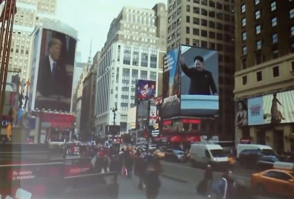 El video que la Casa Blanca hizo como tráiler de película para reunión de Trump con Jong-un