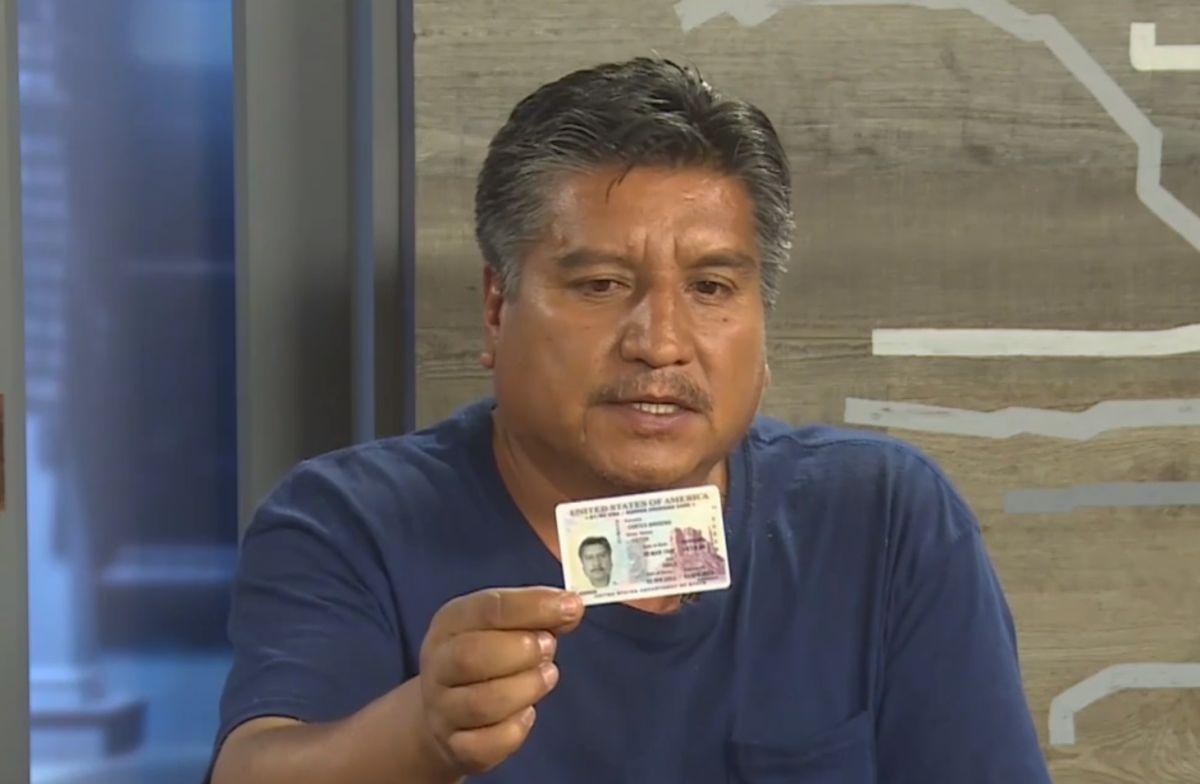 ICE detiene en redada a un turista con visa