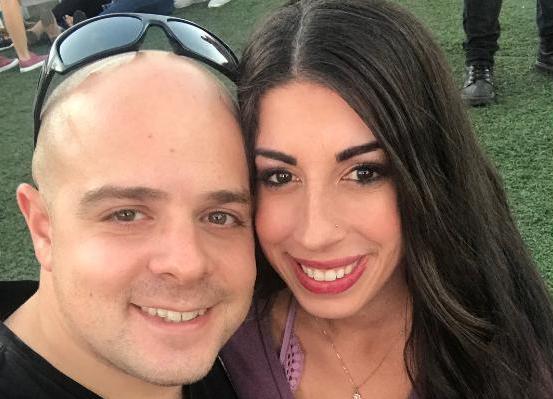 Bebé de Nueva Jersey sobreviviente a tiroteo masivo en Las Vegas fue héroe antes de nacer