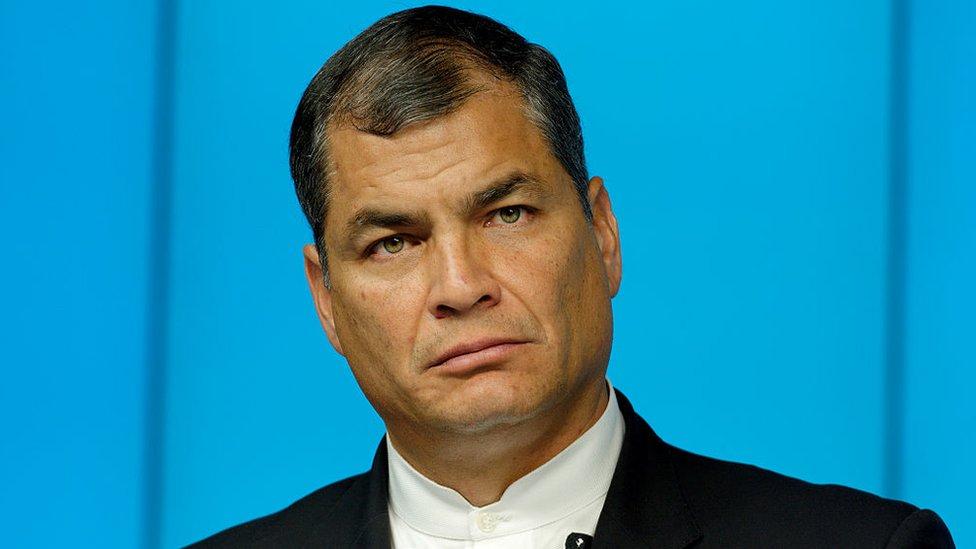 El caso de secuestro por el que el expresidente Rafael Correa tiene una orden de arresto internacional