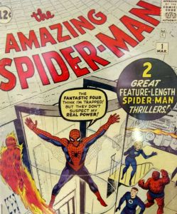 Muere Steve Ditko, el célebre creador de Spiderman y Doctor Strange