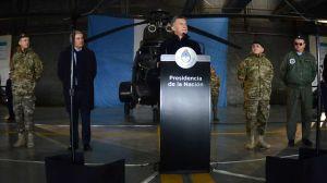 El polémico proyecto de Mauricio Macri para dar más poder a las Fuerzas Armadas en Argentina