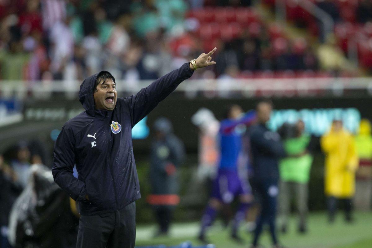 Cardozo pidió suspender el partido que Chivas perdió con Cruz Azul