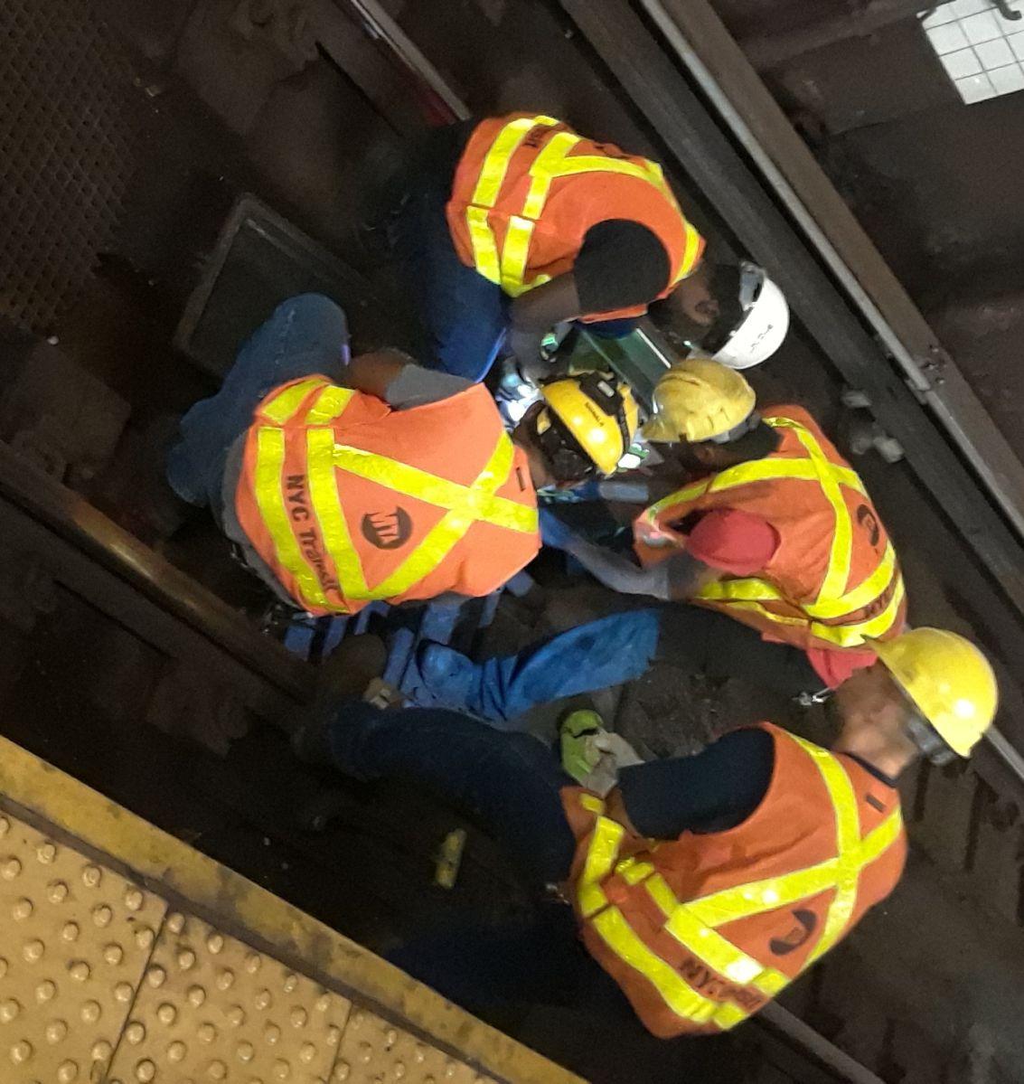 Suspenden por cuatro noches líneas 2 y 3 del Metro entre Harlem y El Bronx