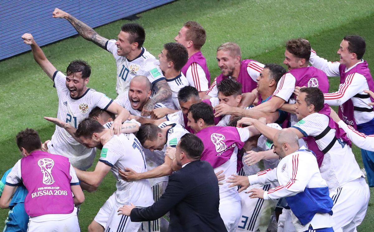 """Médico de la selección rusa  admite uso de un """"animador"""" en el Mundial"""