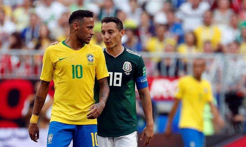 """Neymar sobre México: """"Ellos hablaron demasiado y hoy se han ido a casa"""""""
