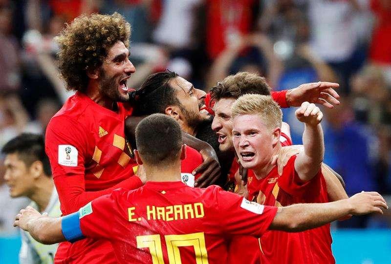 La historia dice que Bélgica es el equipo con más posibilidades de ganar el Mundial