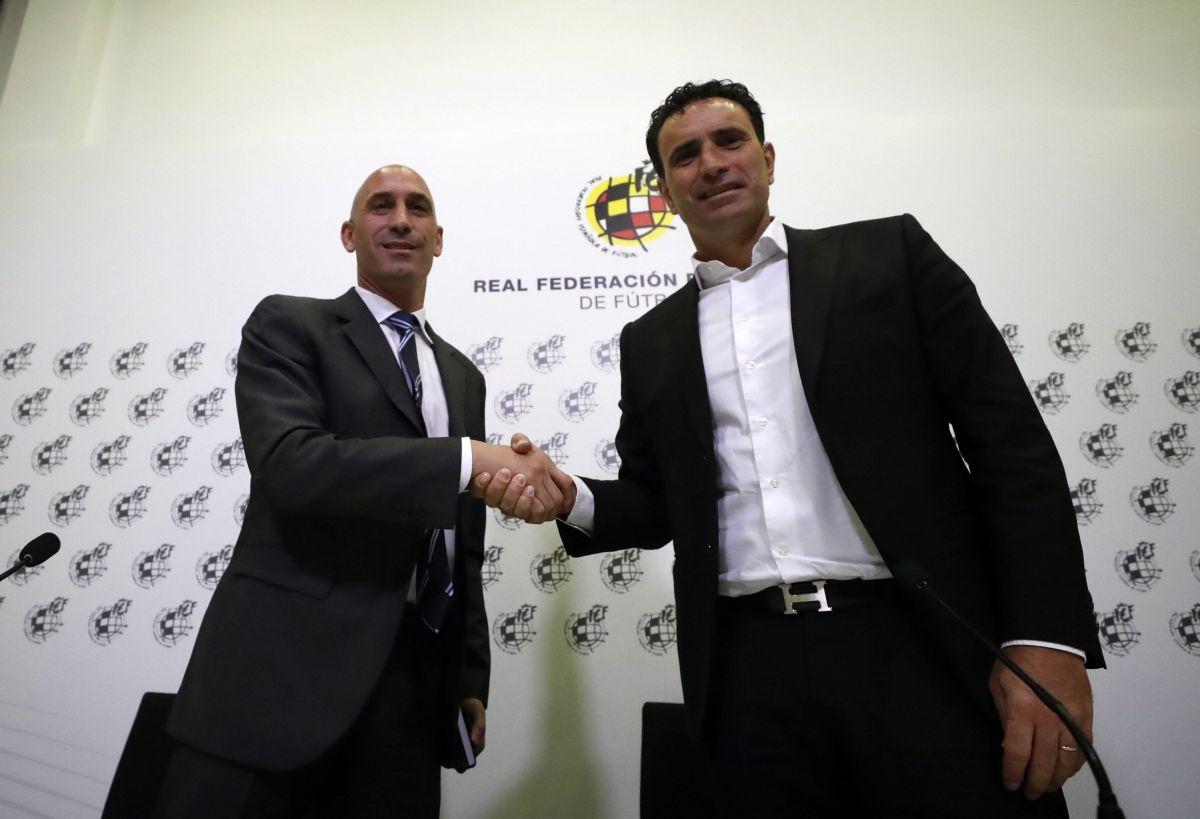 El nuevo director deportivo de España fracasó de manera rotunda en México