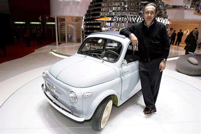 Muere Sergio Marchionne, ex cabeza de Fiat-Chrysler y Ferrari