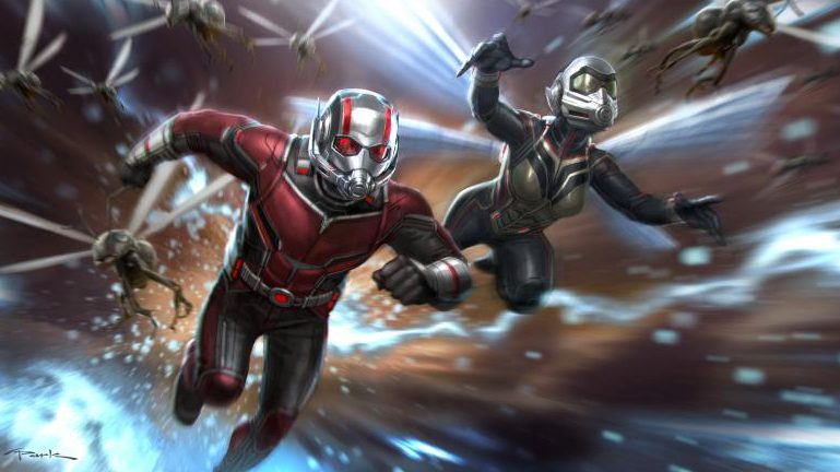Quién es quién en Ant-Man and The Wasp