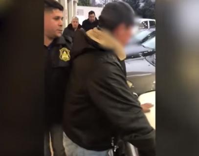 Grabó a su papá mientras violaba a su hermanita y así lo arrestaron