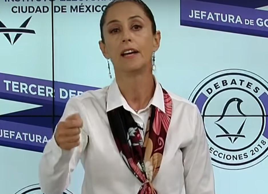 Candidata de Morena aventaja para gobernar la Ciudad de México, según encuestas de salida