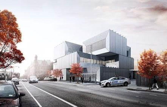 Anuncian moderna nueva comisaría para combatir auge del crimen en El Bronx