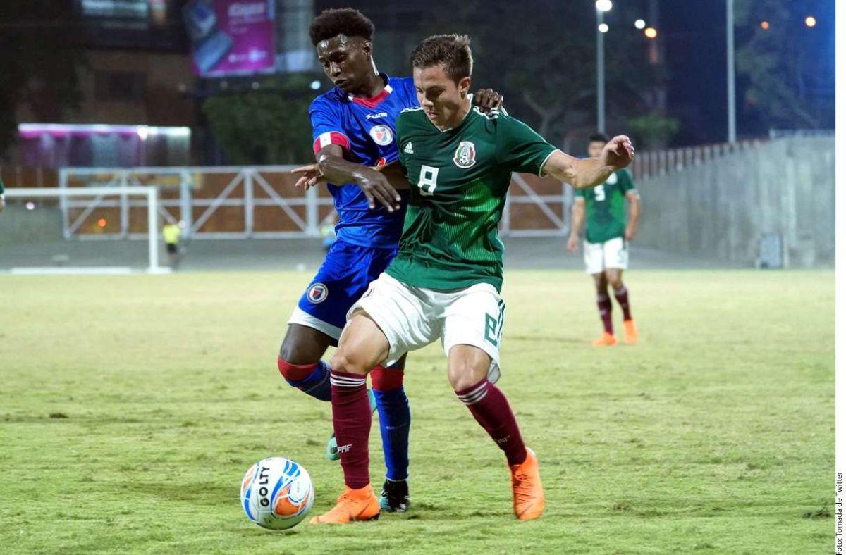 El fútbol es la única vergüenza del deporte mexicano en Juegos Centroamericanos