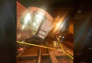 Escándalo por descarrilamiento de tren LIRR que tardó en ser reportado
