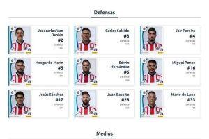 La Liga MX le estropea a Chivas la presentación de su nuevo uniforme