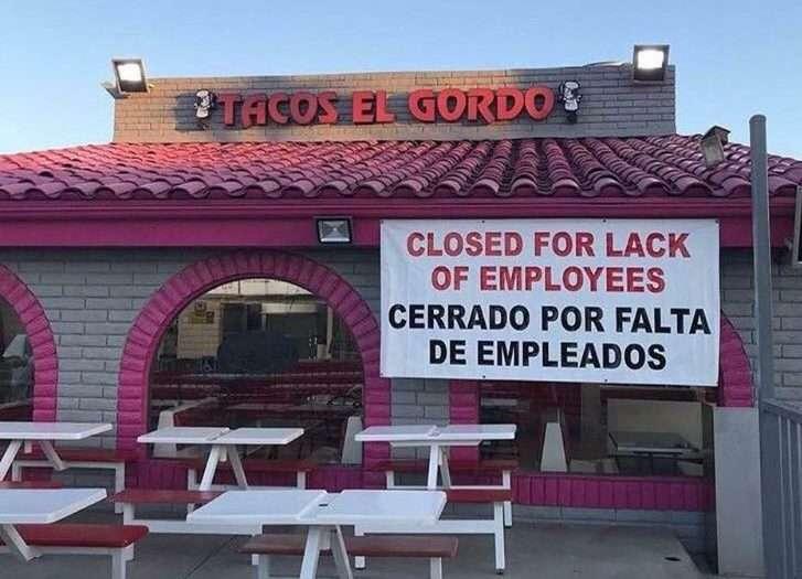 La taquería empezó hace cuarenta años en Tijuana, México