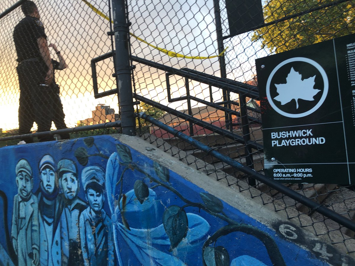 Un muerto y dos heridos en tiroteo a 'Trinitarios' en cancha de baloncesto en Brooklyn