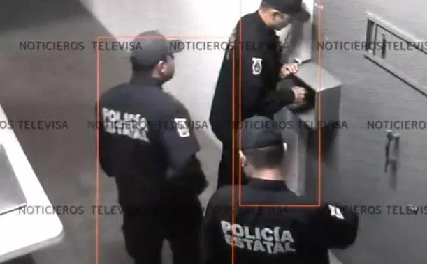 """Video muestra huida de narcos ligados a cartel de """"El Chapo"""" de penal en Sinaloa"""