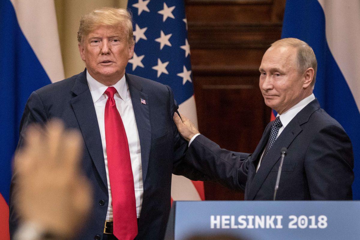 La base electoral de Trump. compuesta en gran medida por votantes blancos, es señalada por Levistky como una diferencia respecto a populismos de América Latina. (Foto: Chris McGrath/Getty Images)