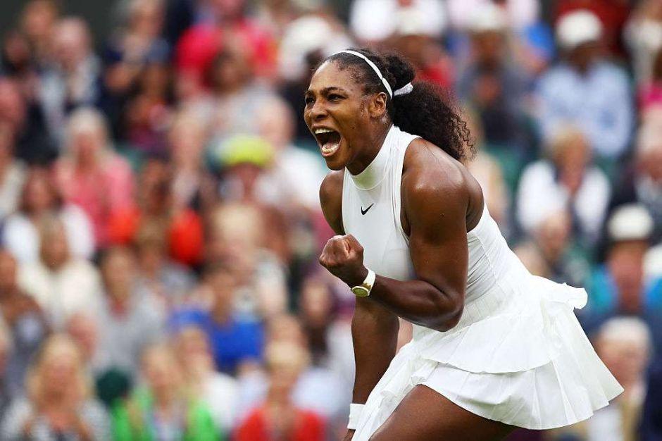 Serena Williams denuncia discriminación en controles de doping del tenis