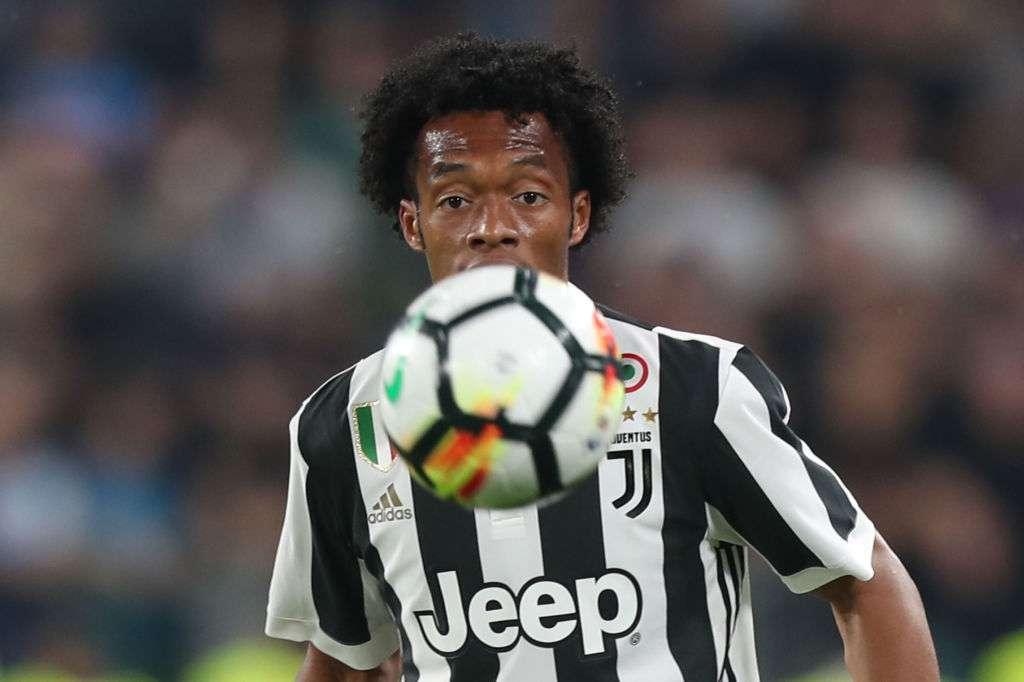 Cuadrado es el primer perjudicado por la llegada de Cristiano Ronaldo a Juventus