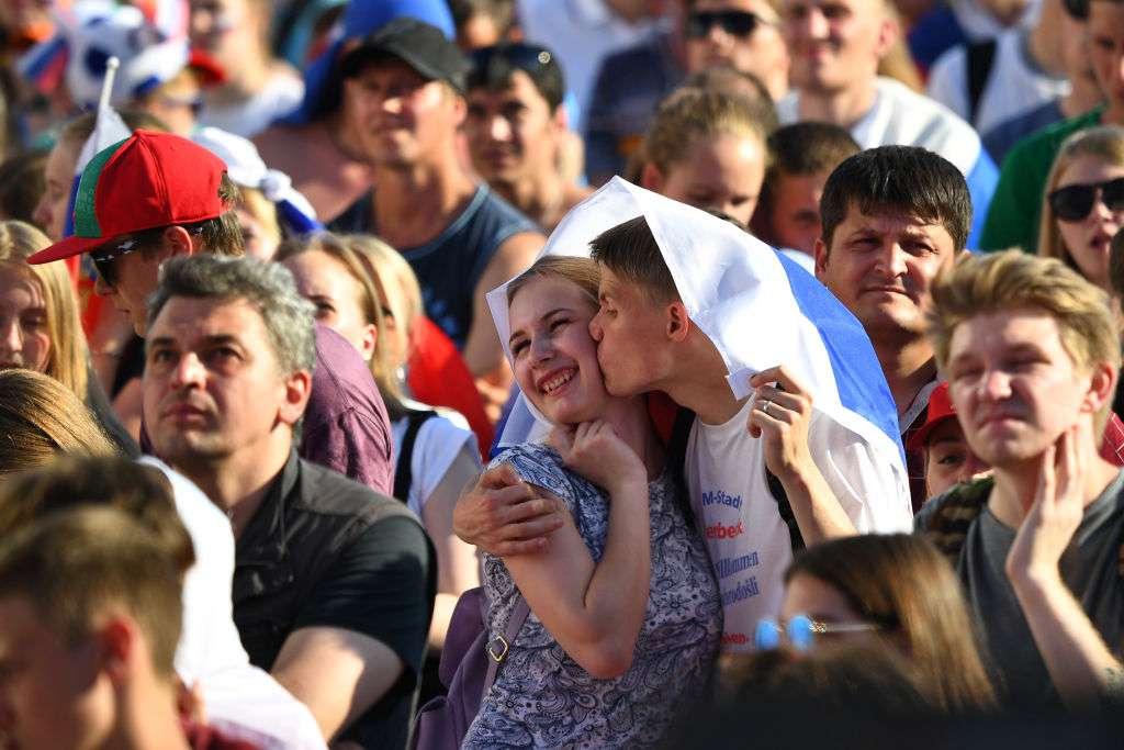 Cómo el Mundial podría disparar la natalidad en Rusia
