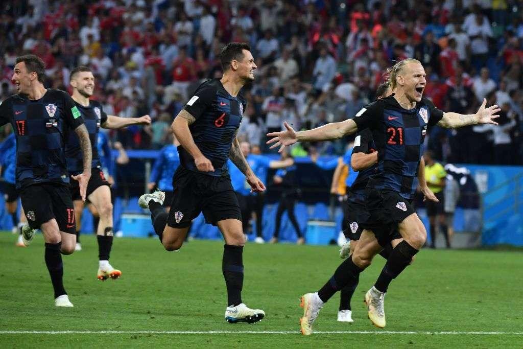 Croacia se matricula en semifinales del Mundial al eliminar por penaltis a Rusia