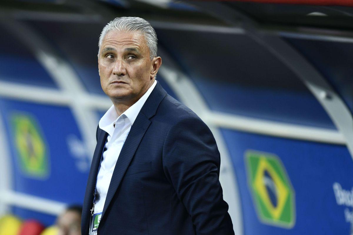 VIDEO: Tite, técnico de Brasil, se quejó de Neymar en 2012