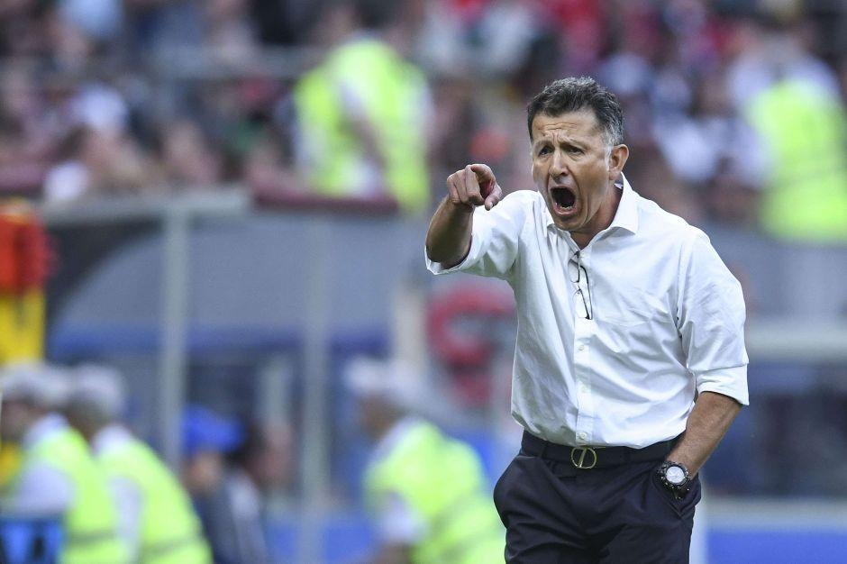 La Selección Mexicana hace oficial la salida de Juan Carlos Osorio