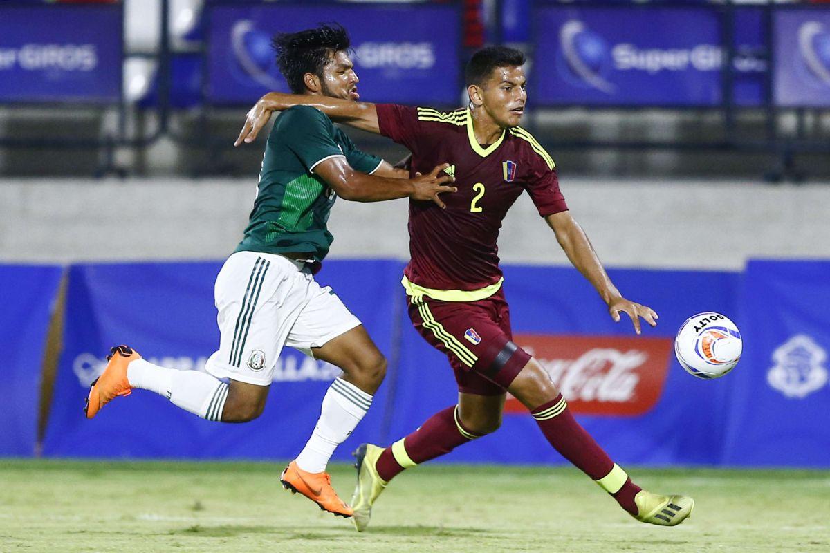 México cae con Venezuela en el fútbol de los Juegos Centroamericanos