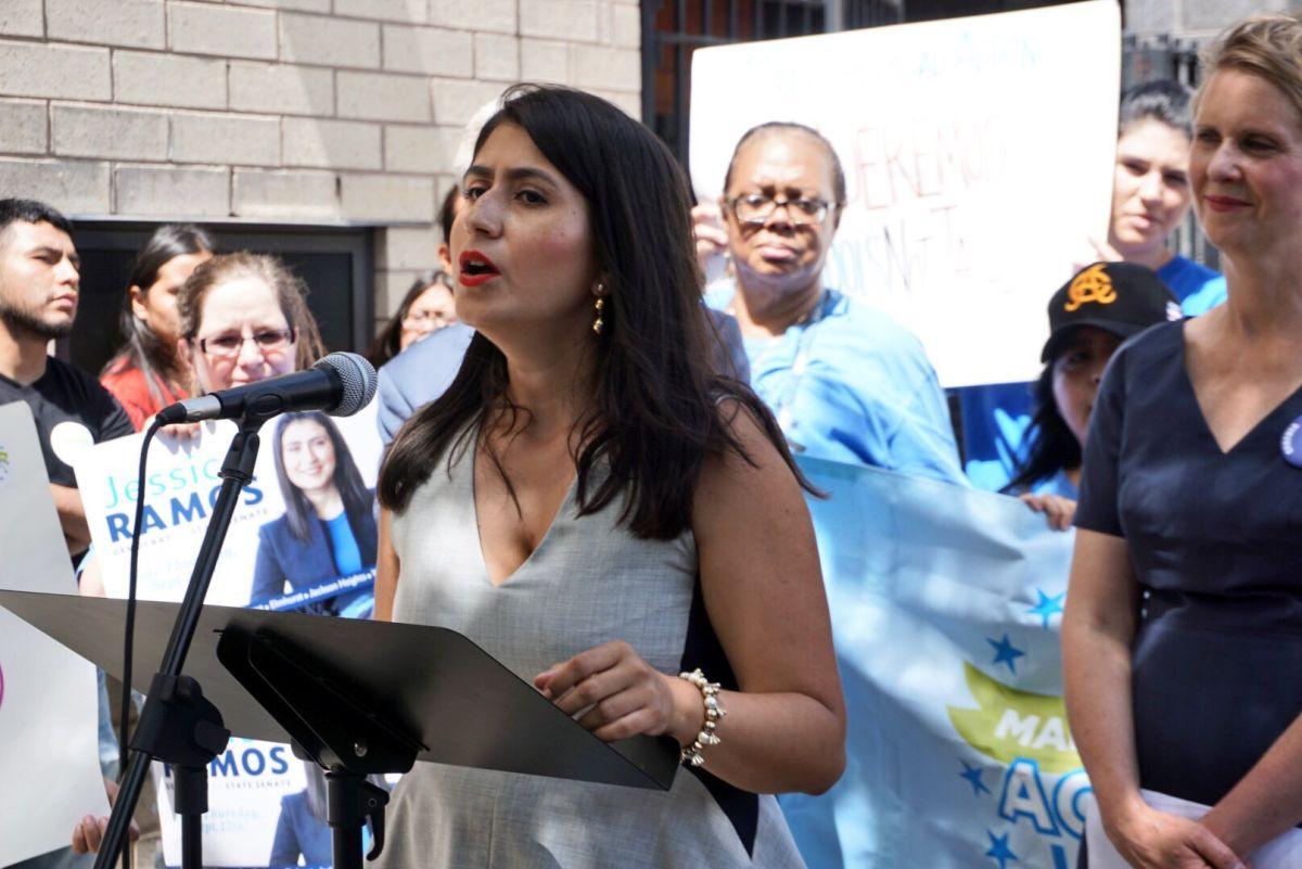 Make the Road Action apoya a Jessica Ramos para el Senado estatal
