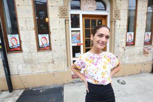 """Julia Salazar: """"Mi experiencia es luchar por la comunidad"""""""